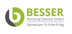 Firmenlogo der BESSER Personal Service GmbH